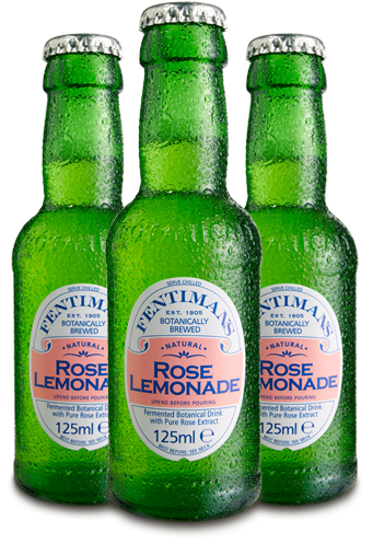 Rose Lemonade 125ml