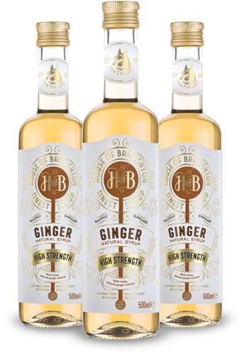 House of Broughton Ginger Syrup