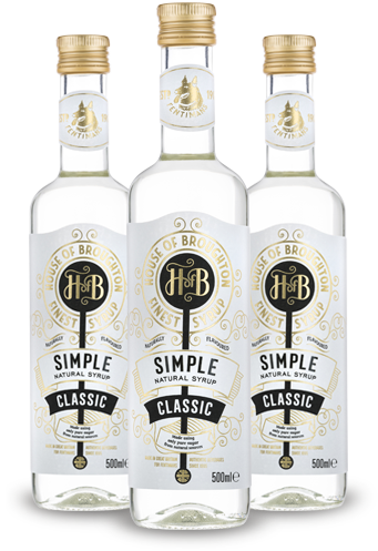 House of Broughton Simple Syrup