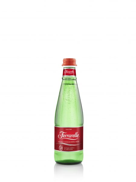 Ferrarelle 330ml Glass