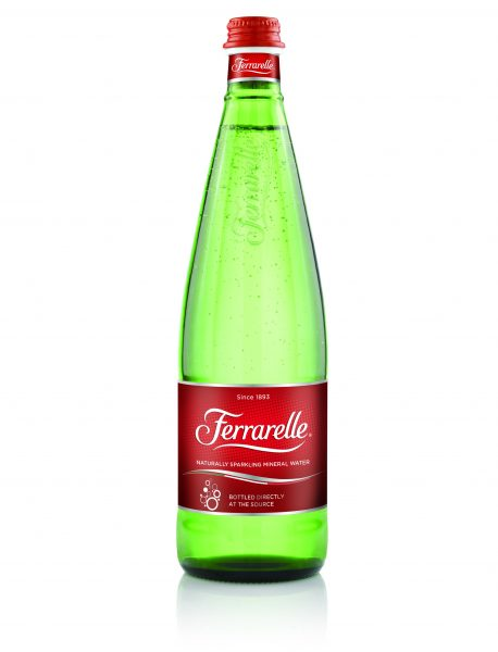 Ferrarelle 750ml Glass